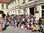 Najmłodsi mieszkańcy gminy Wolin uczą się języka niemieckiego