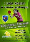 Zagra I liga tenisa stołowego kobiet