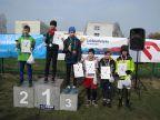 Młodzi świnoujscy Lekkoatleci na Mistrzostwach Województwa w Biegach Przełajowych