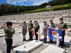 75. rocznica Bitwy o Monte Cassino we Włoszech.