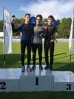 Cztery medale lekkoatletów z Międzyzdrojów