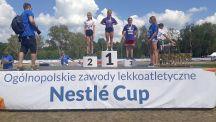 "Ogólnopolski  Finał "" Nestle Cup"""