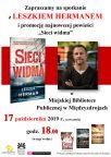 """Sieci widma"" Leszka Hermana"