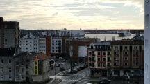 Krajobraz miejski do uporządkowania i ujednolicenia