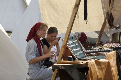 XIX Festiwal Słowian i Wikingów.