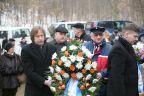 Dzień pamięci na wzgórzu Golm