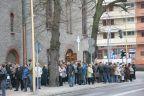 Msza w intencji ofiar katastrofy pod Smoleńskiem
