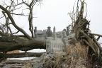 Miniaturka zamku na wyspie Uznam
