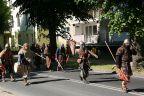 Historyczny pochód na ulicach miasta