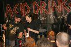 Acid Drinkers zabrzmiał w Centrali