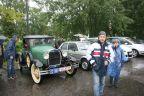 Rajd starych aut