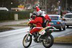Zmotoryzowani Mikołaje