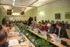 Sesja na temat MSR i seminarium o stałym połączeniu