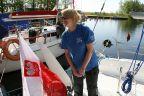 """Nowy jacht """"BOJANKA"""""""