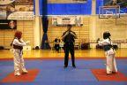 Dziecięce i młodzieżowe zmagania w karate