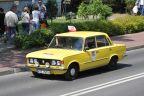 Motoryzacyjne zabytki na ulicach Świnoujścia
