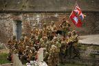 Epizod bitwy pod Arnhem w Forcie Gerharda
