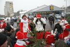 Mikołajowe szaleństwo na ulicach Świnoujścia