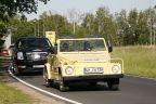 Zabytkowe auta w Świnoujściu
