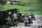 Inscenizacje bitew w Forcie Gerharda