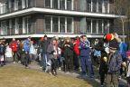 150 osób w Biegach Tropem Wilczym w Międzyzdrojach