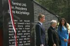 W rocznicę urodzin Lech Kaczyński patronem terminalu LNG
