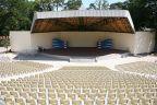 Świnoujski amfiteatr po nowemu