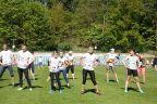 Niedzielne polsko-niemieckie bieganie